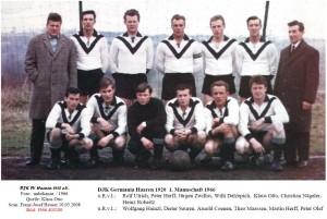 -1966 400200 DJK FV DJKG S1 Meistermannschaft